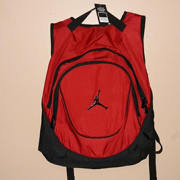 Jordan Other - Red Jordan Backpack